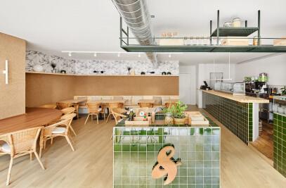 Verd & Go restaurant