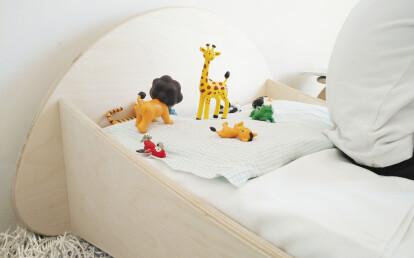 Doudou | lettino di ispirazione montessori per bambini