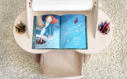Doudou   Scrivania per bambini