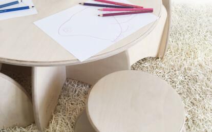 Doudou | Tavolo per bambini