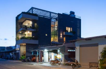 Coastal House