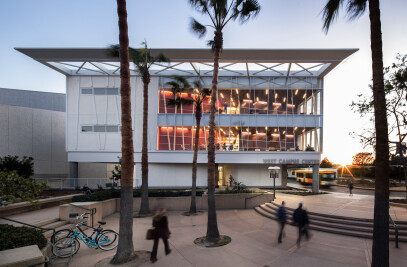 Santa Barbara City College West Campus Center