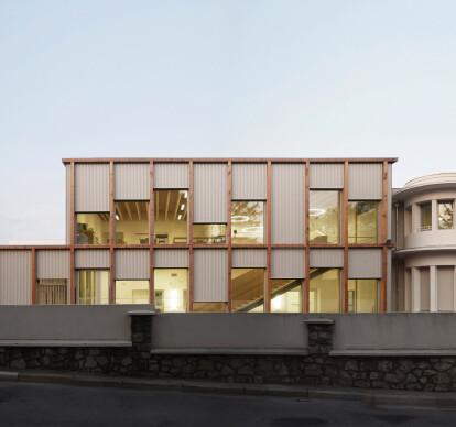 Les Calades School in Saint-Gilles
