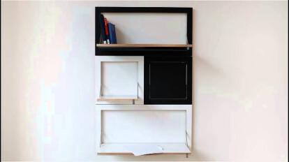 Wandregal Fläpps --Wall Shelf Fläpps