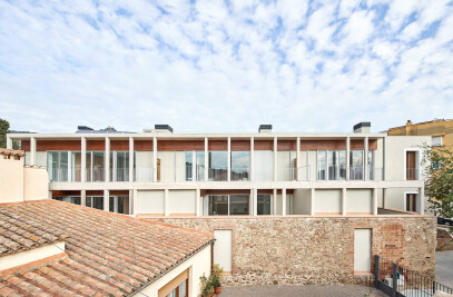 6 residential houses in Cabrera de Mar