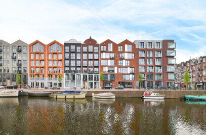 Appartementengebouw Amsterdam