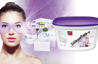 Baumit SilikonTop & SilikonColor
