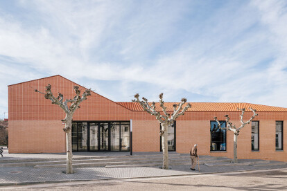 Spanish club design uses thermal buffering to create environmentally dynamic spaces