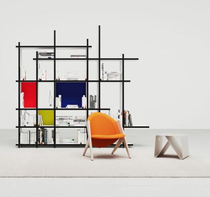 Wabi Bookcase