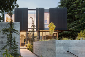 Seattle's Magnolia residence infuses modern simplicity with warmth, craft and detail