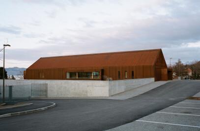 Extension des équipements scolaires de Lugrin
