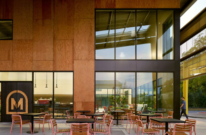 Caffé Medici Roasting Facility