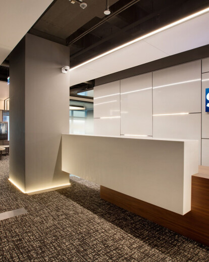 SAP's Istanbul Office