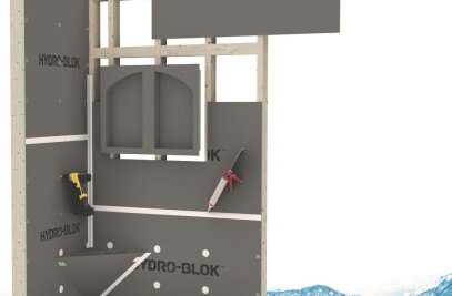 HYDRO-BLOK SHOWER SYSTEM