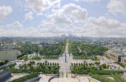 Réenchanter les Champs-Élysées