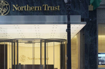 Northern Trust Bank Lobby