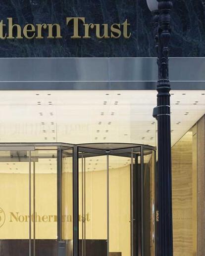 Northern Trust Bank Lobby