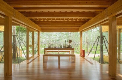 Ginkgo Forest Tea House