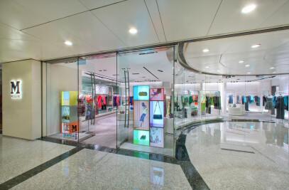 M MISSONI Hong Kong boutique