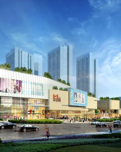 Chongqing Huayu City