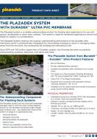 Plazadek Product Data Sheet