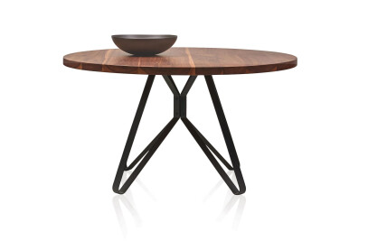 Oto rotonda dining table and chair