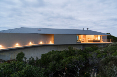 Floating Dune House