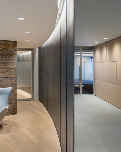 Office for an INVESTMENT Firm