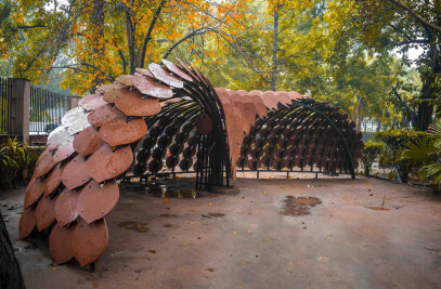 PANGOLIN PAVILLION