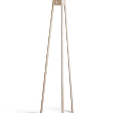 Arkitecture coat rack