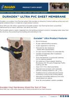 Duradek Product Data Sheet
