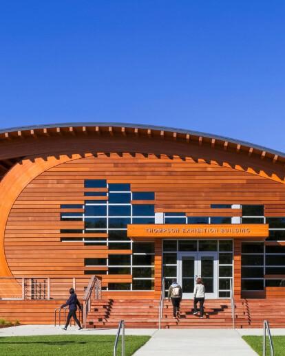 Thompson Exhibition Building
