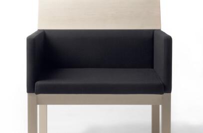Seminar lounge chair