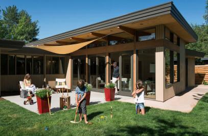 Cornell Residence