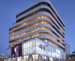 HQ DPG Media by Binst Architects
