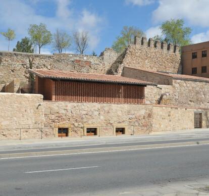 Convento de San Andrés Restoration