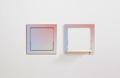 Fläpps Shelf 40x40-1 - Printed