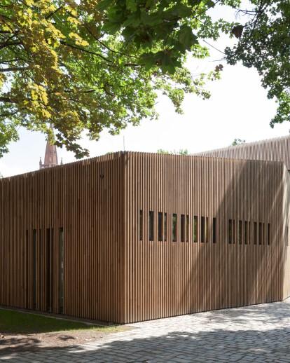 Kantine École Voltaire