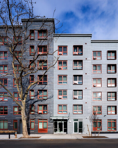 Frost Street Apartments