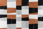 Piano Memphis marble and floor covering
