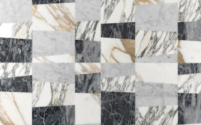 Piano Patchwork marble wall and floor covering