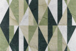 Tangram Aloe marble wall and floor covering