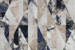 Tangram Cosmo marble wall and floor covering