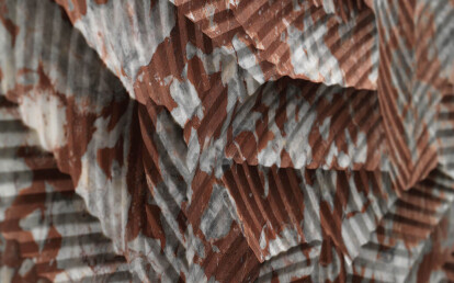 Tropico marble wall cladding