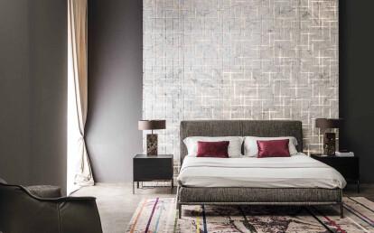 Hamal marble backlit wall texture