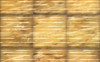Mizar backlit marble wall covering