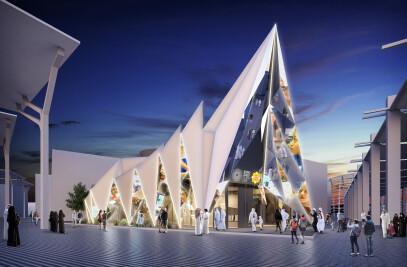 Expo Live Pavilion at Expo 2020 Dubai
