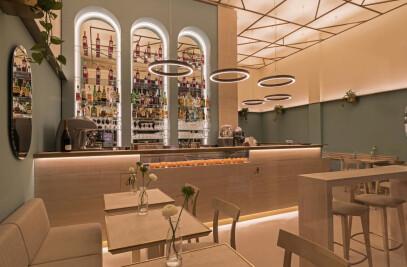 TANGRAM Café Brera