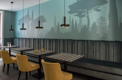 Toscane - restaurant