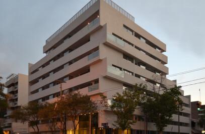 Balcones de Cofico 3 Building